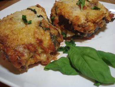 Рецепт Запеканка из баклажана с сыром