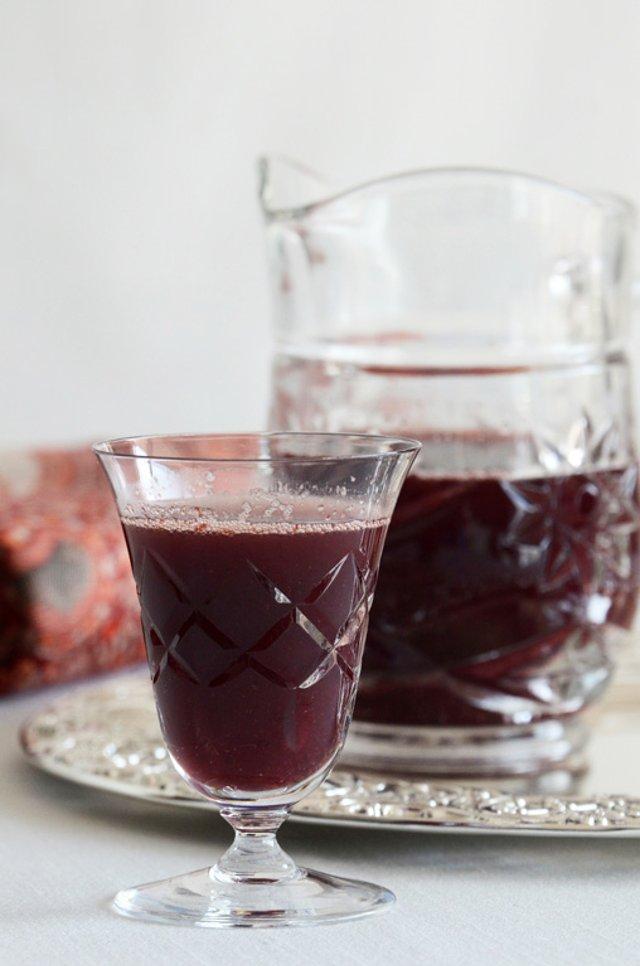 Вишневый сироп: как приготовить сироп из вишни в домашних