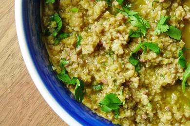Рецепт Тапенада из зеленых оливок