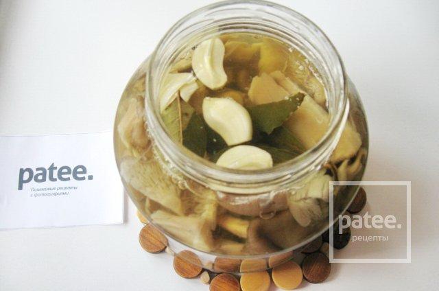 соленые грибы рецепт вешенки