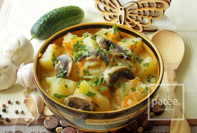 Картошка в сливках мультиварке рецепты 3