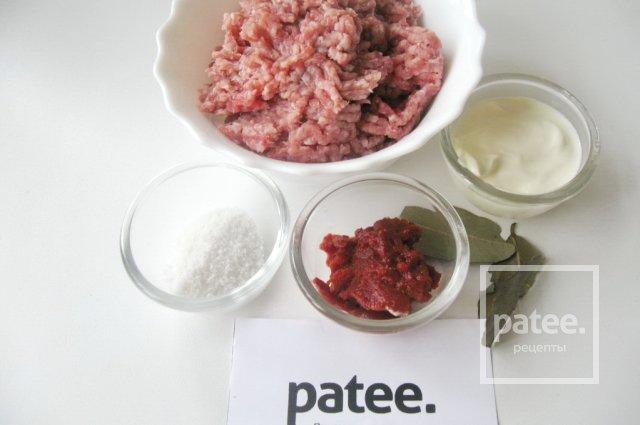 кабачки с мясом рецепты приготовления с фото