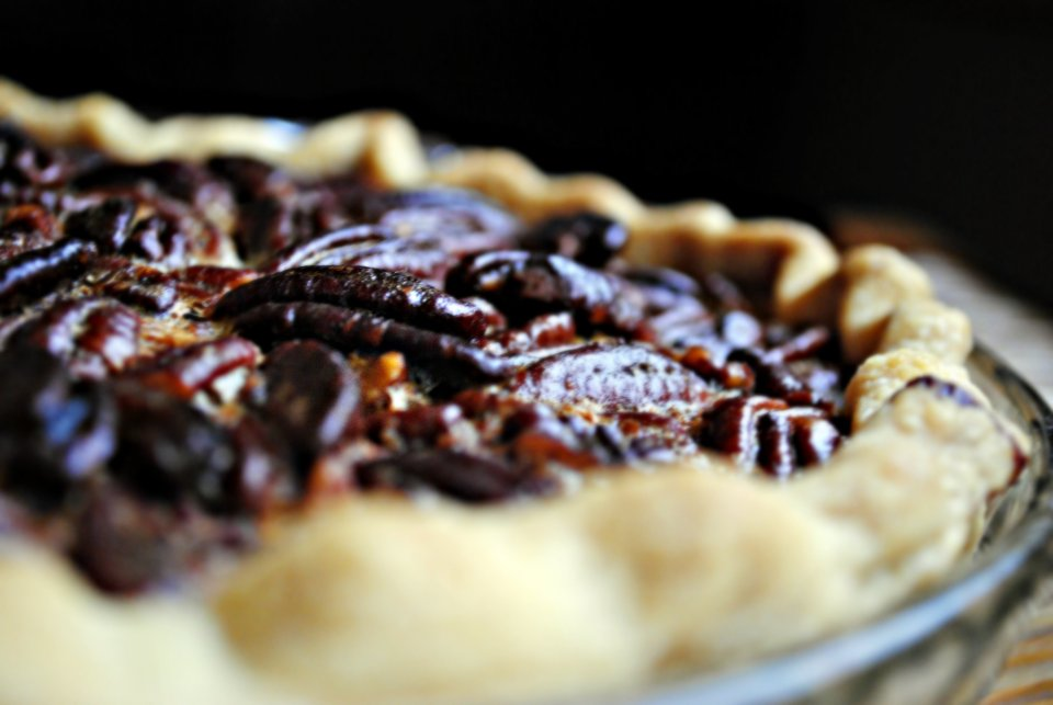 Пирог с пеканом