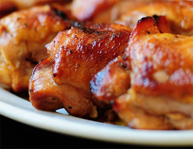 куриные ножки в медовой корочке рецепт