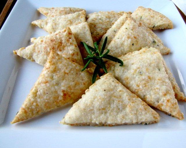 сырные крекеры рецепт с