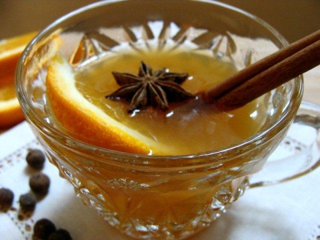 Яблочно-анисовый сидр