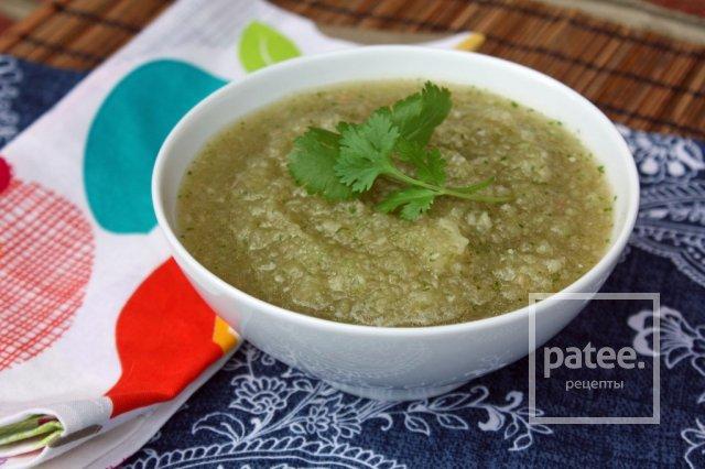 Салат гаспачо рецепт с фото пошагово