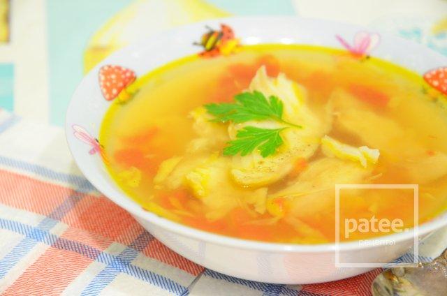 Рыбный суп Пиратский