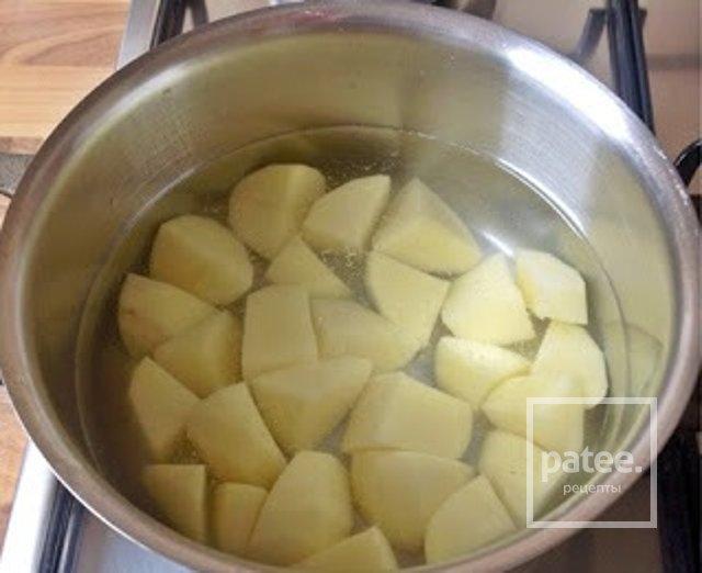Картофельные булочки с тимьяном