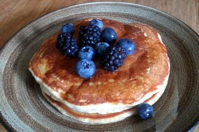 Рецепт Блины на йогурте