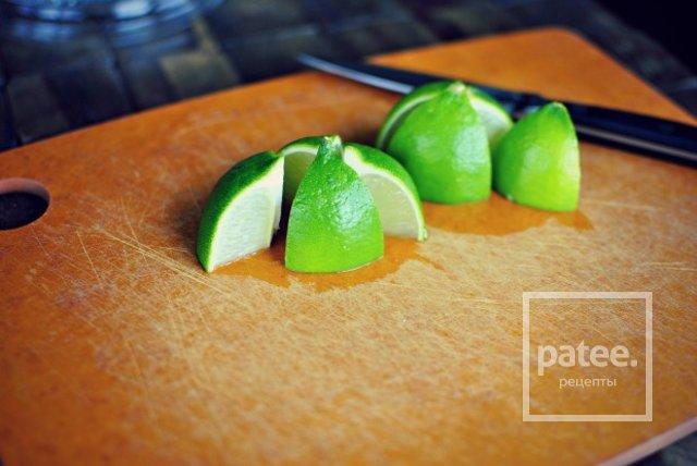 Медово-лаймовая маргарита