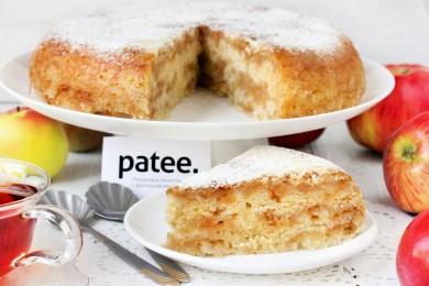 Рецепт Насыпной яблочный пирог в мультиварке — рецепт для мультиварки