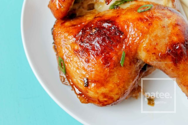 Рецепт из курицы по средиземноморски