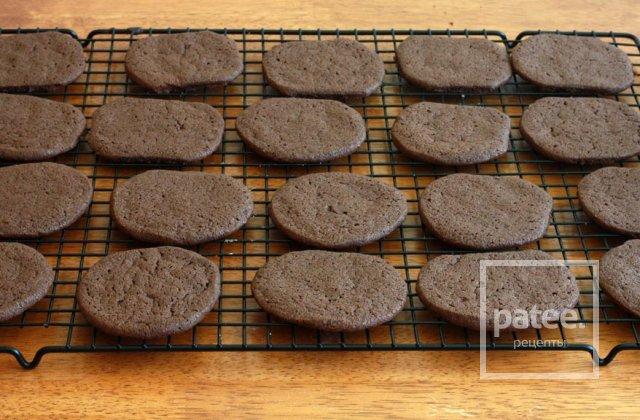 Бутерброды из печенья с фруктами и зефиром - рецепт пошаговый с фото
