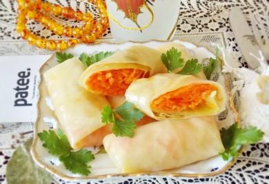 Рецепт Маринованные голубцы