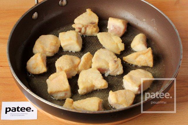 Карбонад из куриной грудки