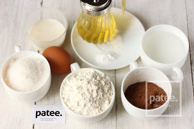 яйцо сахар мука рецепт в мультиварке