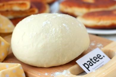 Рецепт Дрожжевое тесто без яиц для жареных пирожков