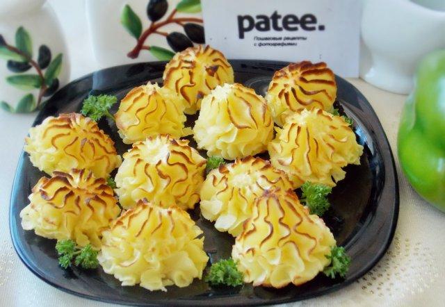 рецепты из картофеля как гарнир