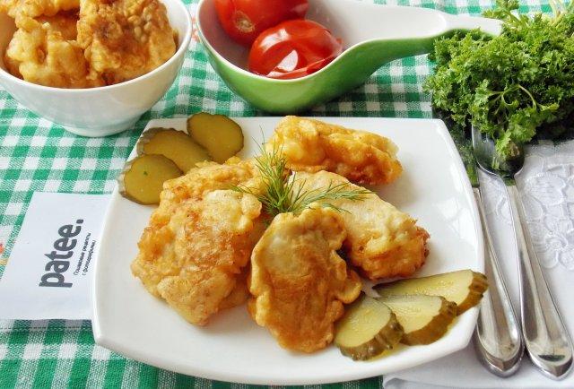 Филе трески в кляре в духовке калорийность на 100 грамм #10