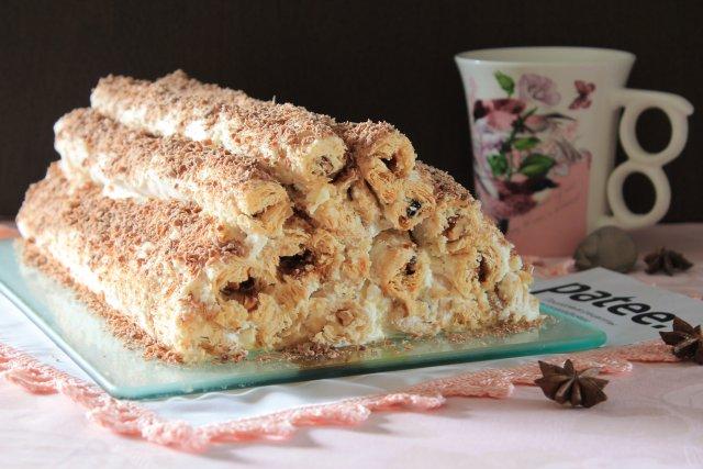 торт избушка бабушки агафьи рецепт
