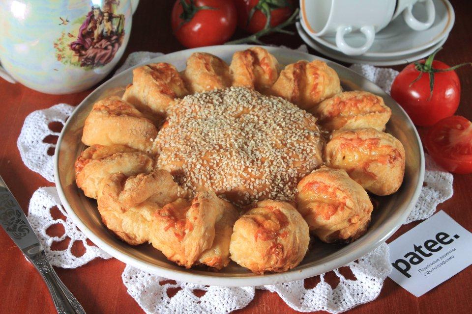 Пирог Подсолнух