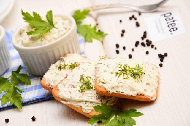 Как приготовить творожный сыр с зеленью в домашних условиях 121