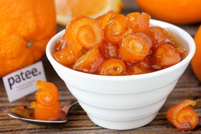 апельсиновое варенье из корочек рецепт с фото