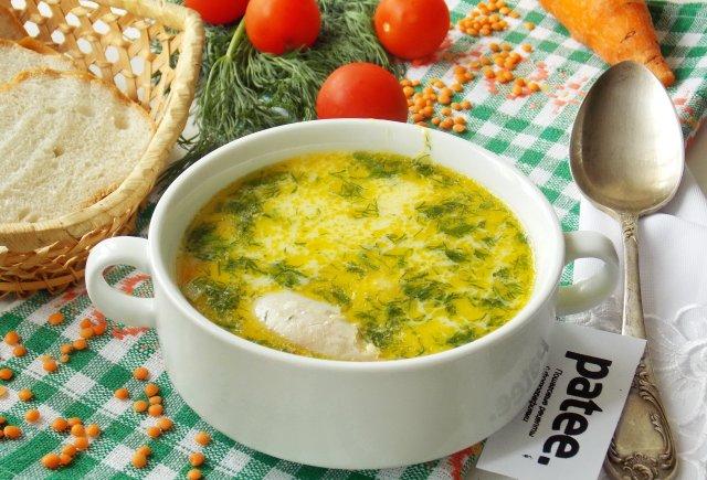 Image result for Диетический суп с сыром
