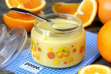 Рецепт Апельсиновый курд