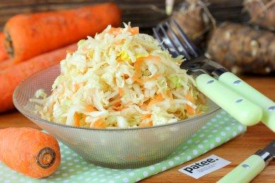 Рецепты новых и вкусных салатов