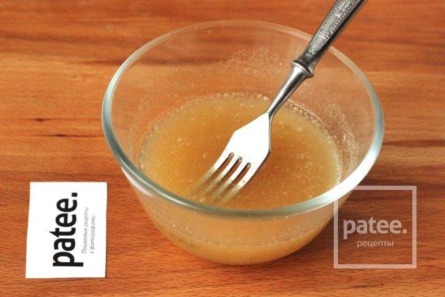 Сливочно-кофейное желе