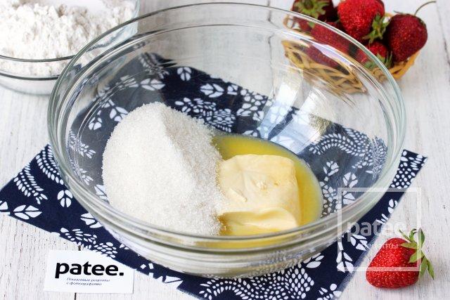 Пирог с вишней - рецепт с фото и видео