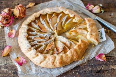 Рецепт Галета с яблоками
