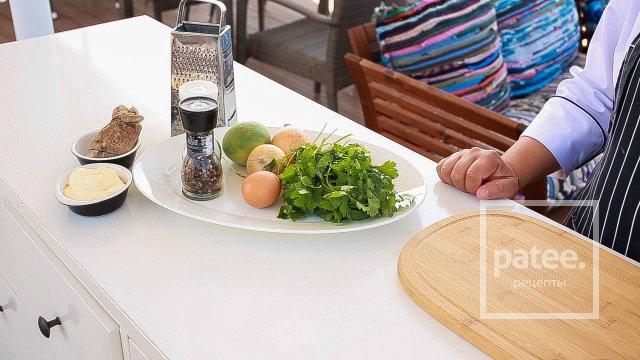 Салат ташкент калорийность