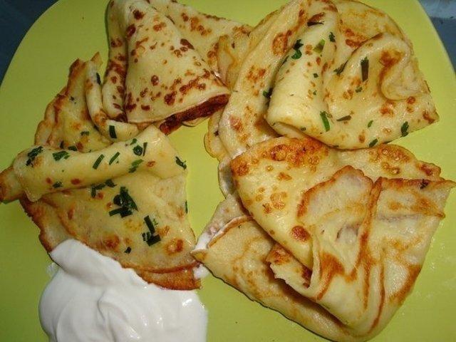 Картофельные блинчики