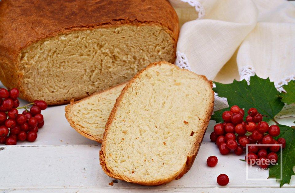 Горчичный хлеб в мультиварке