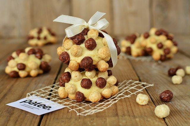 ежики печенье рецепт с фото