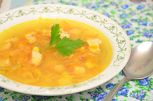 Суп Здоровье