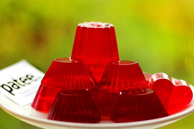 Мармелад из готового сока на агар-агаре
