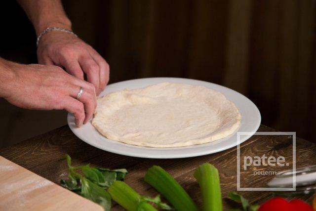 Домашняя пицца за 15 минут - Шаг 7
