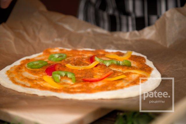 Домашняя пицца за 15 минут - Шаг 19