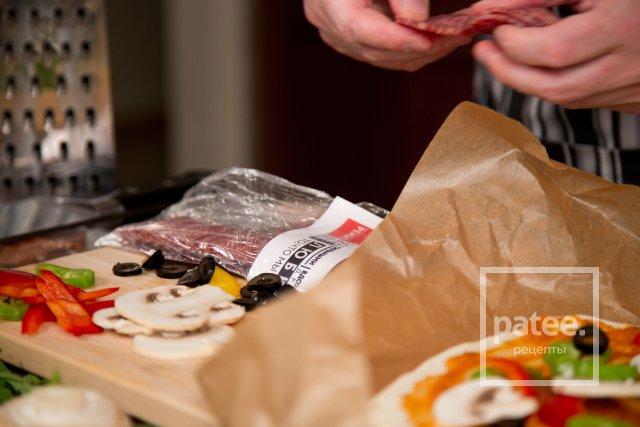 Домашняя пицца за 15 минут - Шаг 20