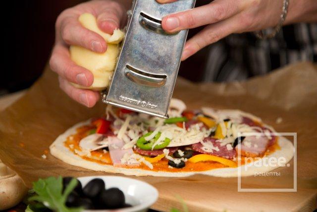 Домашняя пицца за 15 минут - Шаг 23