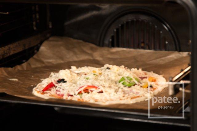 Домашняя пицца за 15 минут - Шаг 24