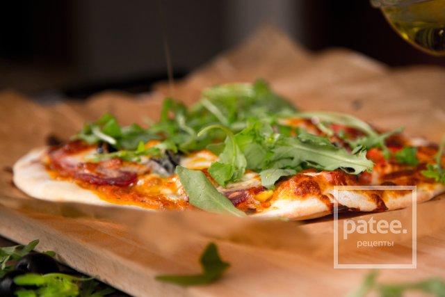 Домашняя пицца за 15 минут - Шаг 25