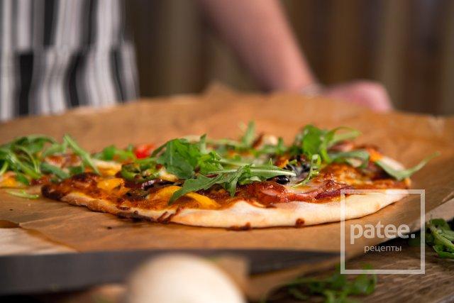 Домашняя пицца за 15 минут - Шаг 26
