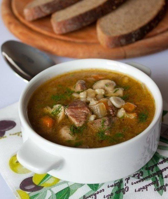 супы с говядиной рецепты
