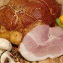 Свиной окорок варено-копченый