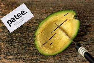 Как почистить авокадо